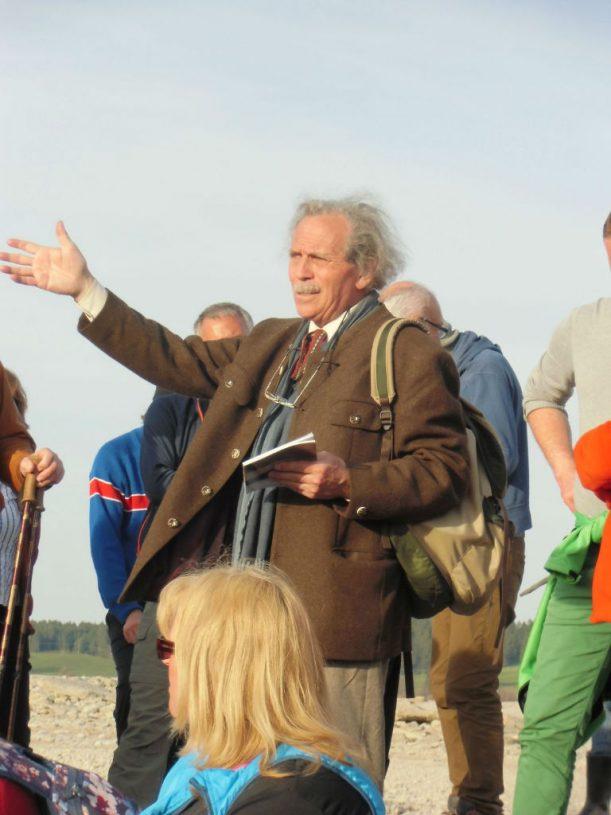 Magnus Peresson, Heimatforscher und gebürtiger Allgäuer