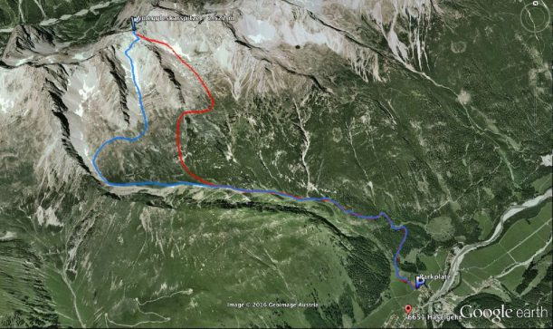 Skitouren MAP