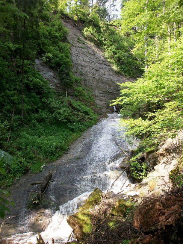 Wanderung auf der Wasserläuferroute von Lindenberg nach Weiler