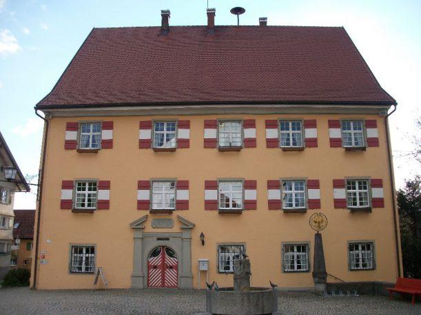 Bewundernswerte Häuser in Weiler