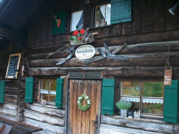 Die Kenzenhütte nahe Halblech - Wandern, Wanderung