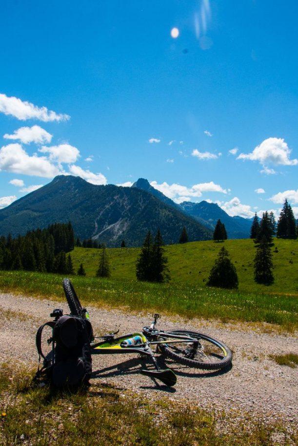 kurz vor Bärenmoos Alpe