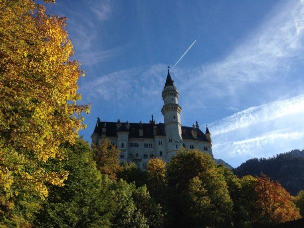 Neuschwanstein im Allgäu