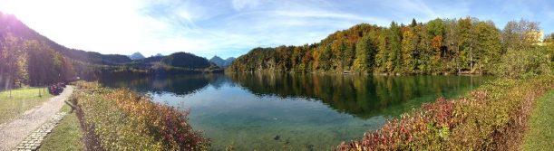 Die Bezaubernde Landschaft rund um Neuschwanstein