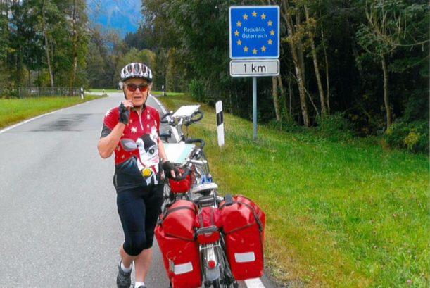 zwischen dem Allgäu und Tirol