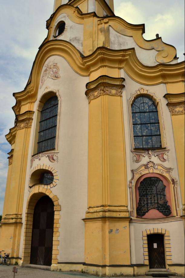 Die Wallfahrtskirche in Maria Steinbach, ein kunsthistorischer Schatz