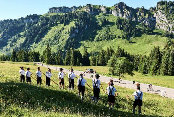 Rad-Marathon Tannheimer Tal am Riedbergpass