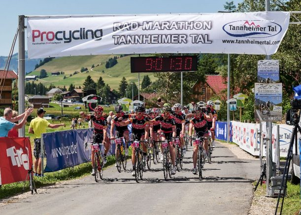 Rad-Marathon Tannheimer Tal