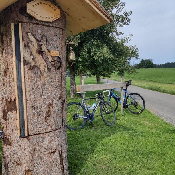 Trinkbaum, eine willkommene Station