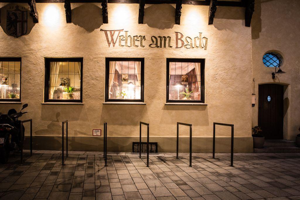 Kulinarik Im Allgau Gut Essen Im Weber Am Bach Memmingen