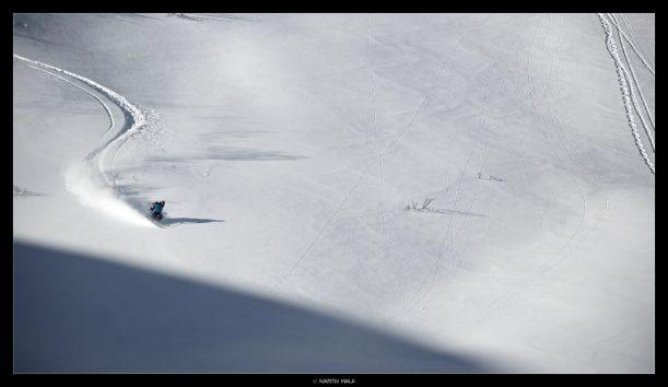 unberührte Winterlandschaften