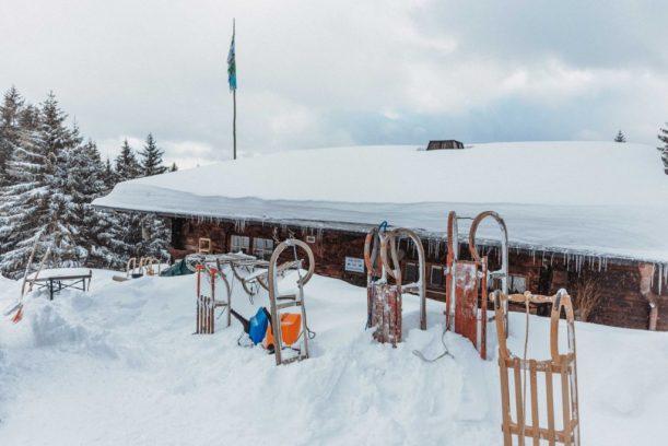 Rodeln-Schlittenfahren-Edelsberg-Pfronten-Kappeler-Alp-Huendeleskopfhuette
