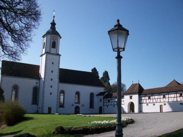 Schloss Zeil im Allgäu