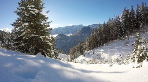 Wanderweg zur Krinnenspitze