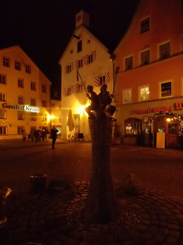 Schrannenplatz in Füssen