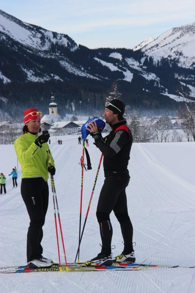 Skilanglauf im Tannheimer Tal