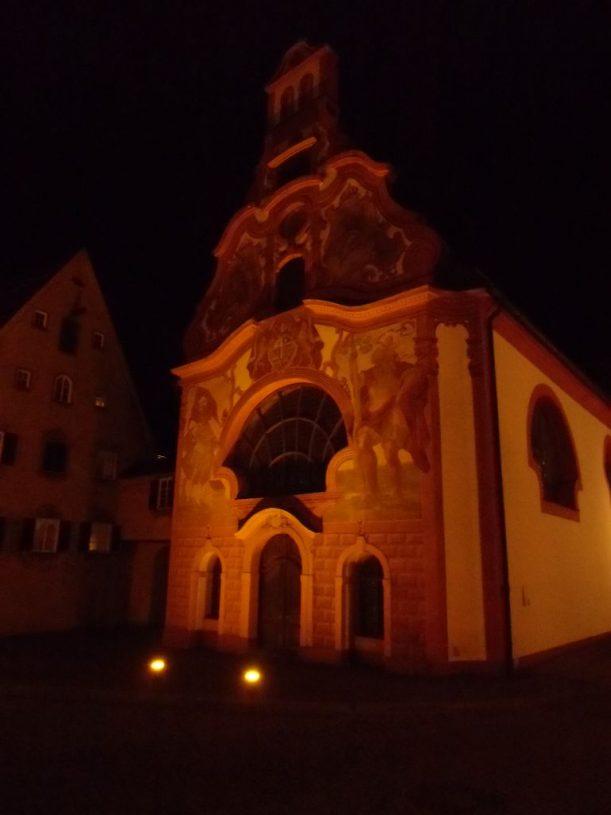 Spitalkirche in Füssen