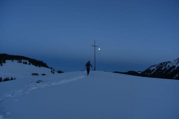 Zwischen Tag und Nacht auf über 1.300 m Höhe