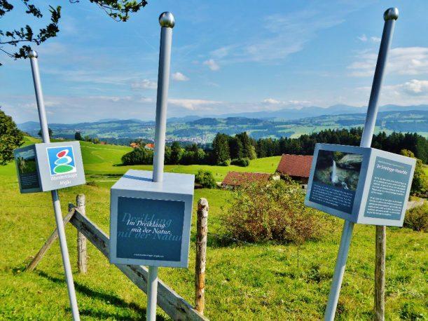 Wandertrilogie bei Scheidegg