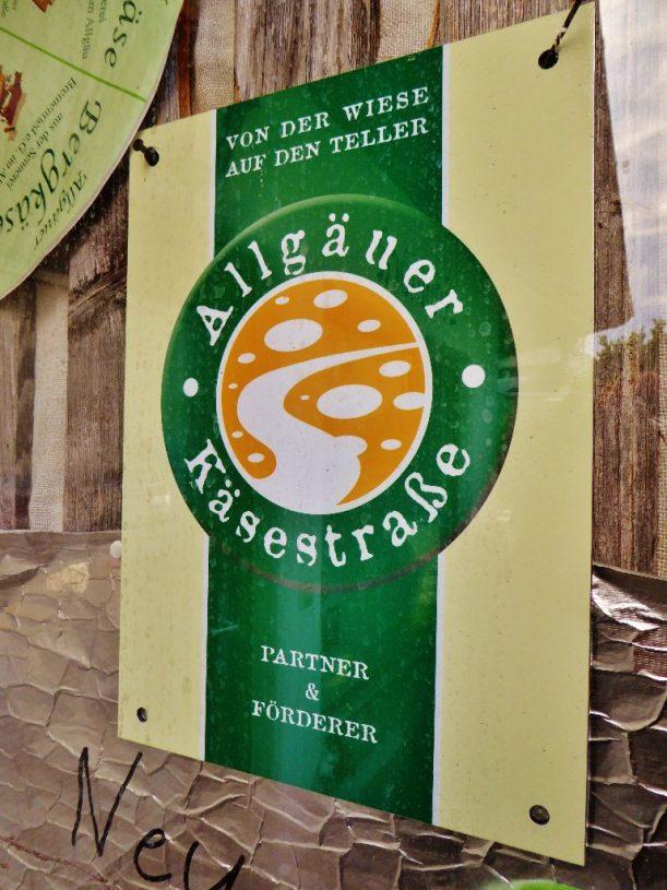 Sennerei Bremenried auf der Allgäuer Käsestraße