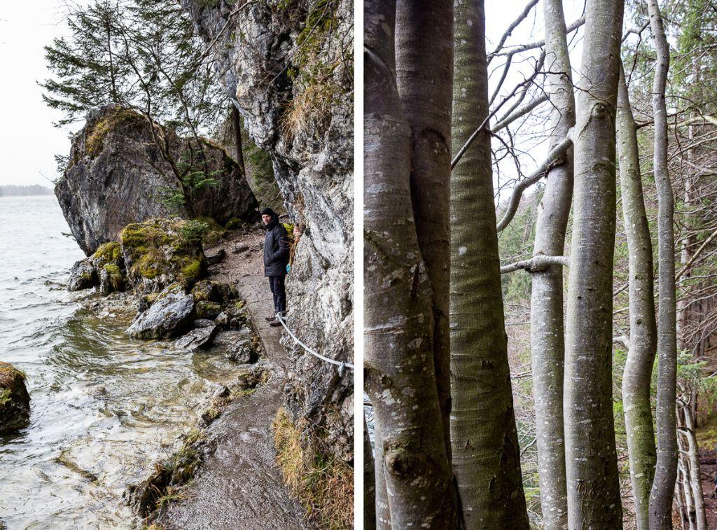 Magischer Weissensee - Wanderung zum Ruhe Platz des Hl. Magnus, Allgäu, Kraftort.