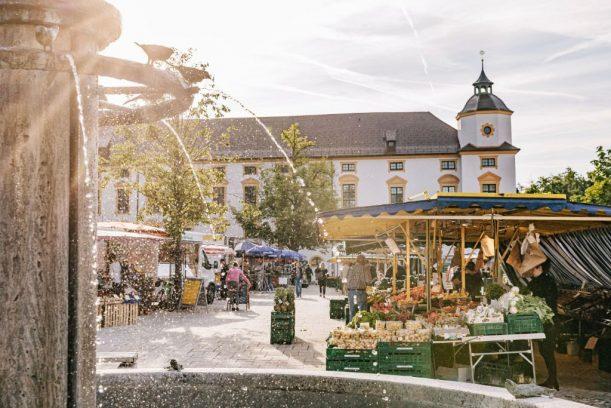 Hildegardisplatz Kempten