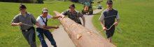 Brauchtum: Wo der Maibaum herkommt