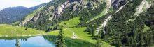 Eine Sommer-Wanderung aufs Rubihorn – inklusive Badepause im Gaisalpsee